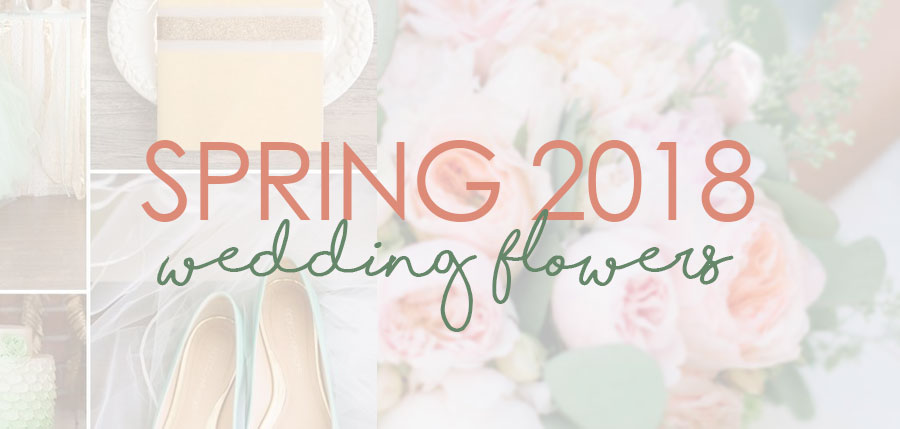 Spring 2018: Wedding Flowers Image